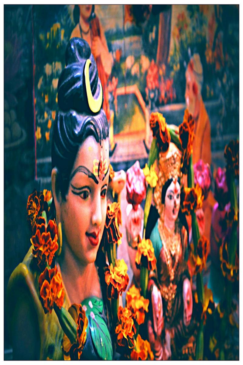 Tantric Guru and tantric consort- तांत्रिक गुरु और तांत्रिकप्रेमिका