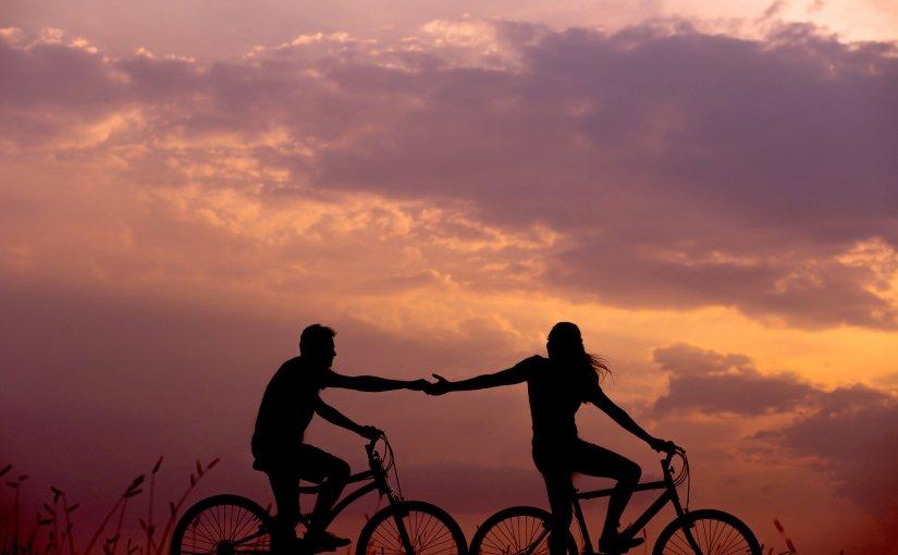 Kundalini surge with biking (riding bike / bicycle)Yoga
