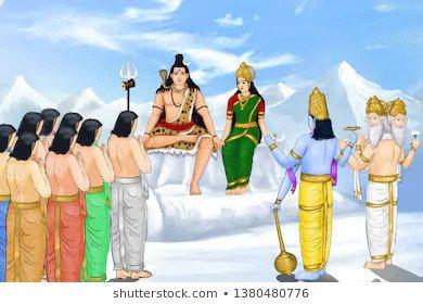 कुंडलिनी ही हिंदू पुराणों की सर्वप्रमुख विषयवस्तु है: शिव व केतकी के फूल कीकहानी