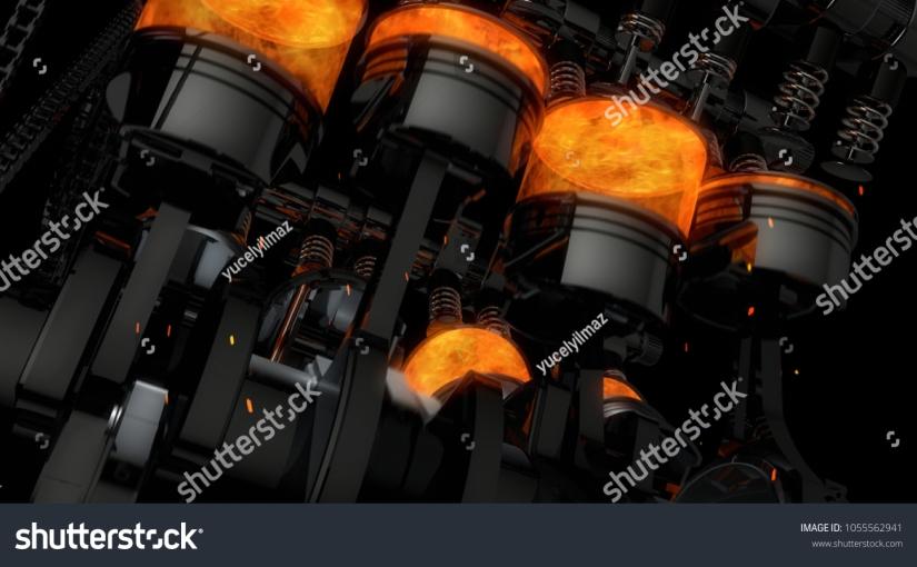 Kundalini is like engine fuel and energy is like ignition from spark plug that produce awakeningblast