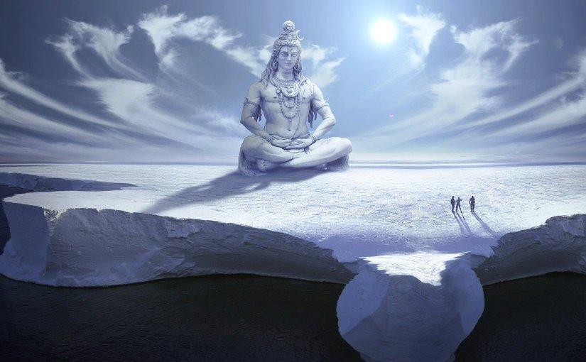 Kundalini Shakti and Shiva unite to give birth to the wisdom named Kartikeya, who destroyed the darkness of ignorance namedTarakasur
